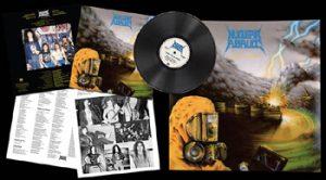 NUCLEAR ASSAULT - The plague - rerelease      LP
