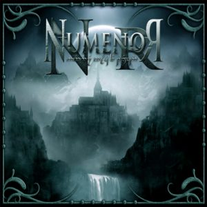 NUMENOR - Colossal darkness      CD