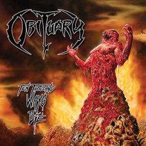 OBITUARY - Ten thousand ways to die      CD