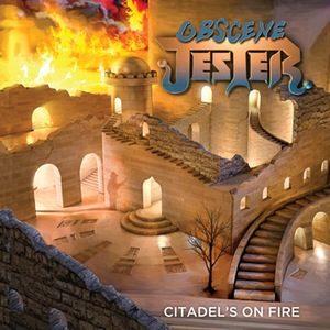 OBSCENE JESTER - Citadel`s on fire      CD