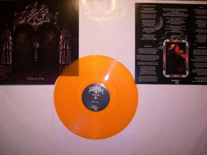 OLD SEASON - Volume one - orange vinyl      LP