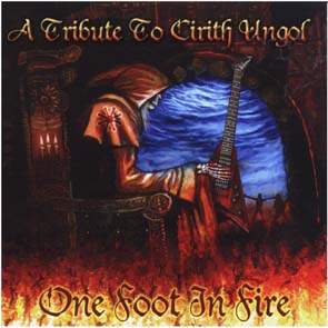 VA - One foot in fire - a tribute to Cirith Ungol & bonustrack      CD