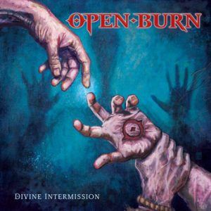 OPEN BURN - Divine intermission      CD