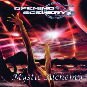 OPENING SCENERY - Mystic alchemy      CD