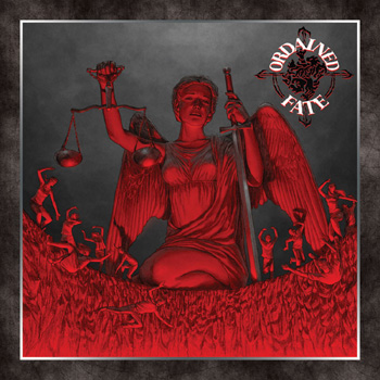 ORDAINED FATE - Cryptic Axe - demo anthology      CD