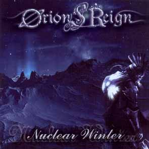 ORION`S REIGN - Nuclear winter      CD