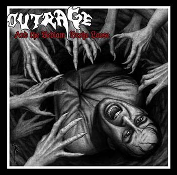 OUTRAGE - And the Bedlam broke loose      CD