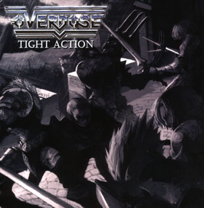 OVERDOSE - Tight action      CD
