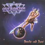 OVERDRIVE - Swords & axes & 6 bonustracks      CD