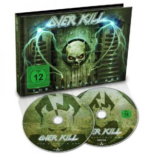 OVERKILL - The electric age - bookedition      CD&DVD