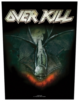 OVERKILL - For those who bleed      Rückenaufnäher