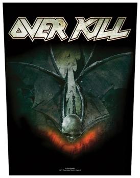OVERKILL - For those who bleed      Rückenaufnäher