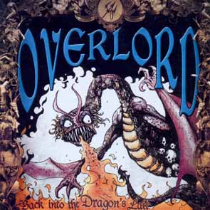 OVERLORD - Back into the dragon`s lair      CD