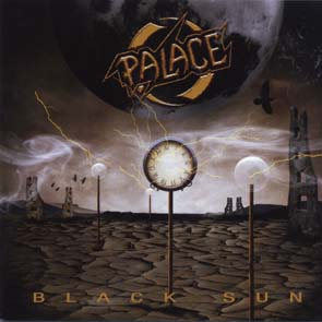PALACE - Black sun      CD