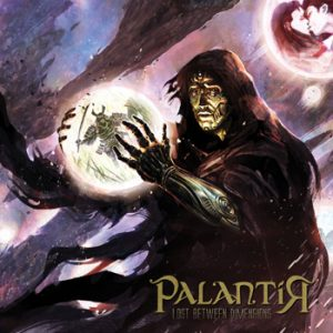 PALANTIR - Lost between dimensions      CD