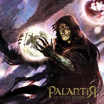 PALANTIR - Lost between dimensions      CD