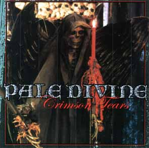 PALE DIVINE - Crimson tears      CD