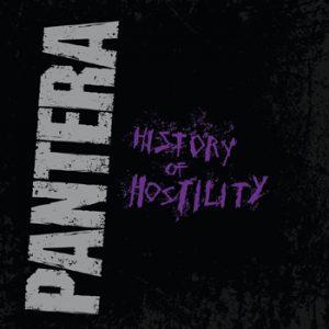 PANTERA - History of hostility      CD