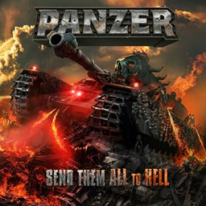 PANZER - Send them all to hell - digipak      CD