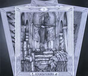 PASSIVE AGGRESSIVE - Hardchrist      LP