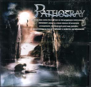 PATHOSRAY - Pathosray      CD