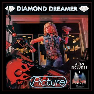 PICTURE - Diamond dreamer & First      CD