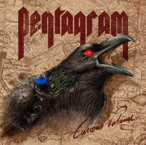 PENTAGRAM - Curious volume      CD