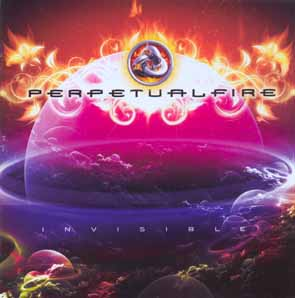 PERPETUAL FIRE - Invisible      CD