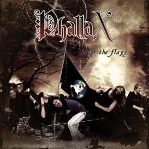 PHALLAX - Lower the flags      CD