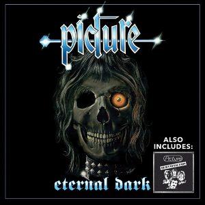 PICTURE - Eternal dark & Heavy metal ears      CD
