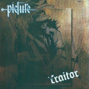 PICTURE - Traitor & 3 bonustracks - rerelease      CD