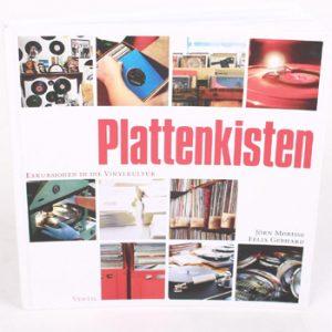 PLATTENKISTEN - Exkursionen in die Vinylkultur      Buch