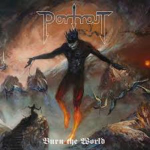 PORTRAIT - Burn the world      CD