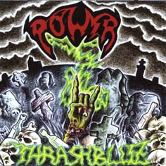 POWER - Thrashblitz      CD