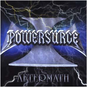 POWERSURGE - Aftermath      CD