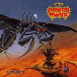 PRAYING MANTIS - Legacy      CD