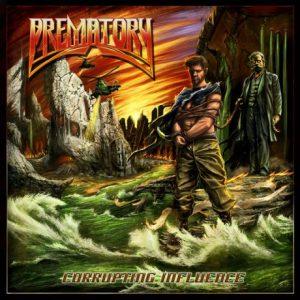 PREMATORY - Corrupting influence      CD
