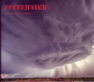 PREMONITION - Visions of emptiness      CD