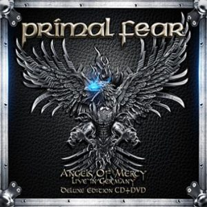 PRIMAL FEAR - Angels of mercy - live in Germany      CD&DVD