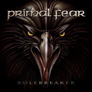 PRIMAL FEAR - Rulebreaker      CD&DVD