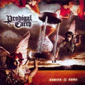 PRODIGAL EARTH - Zenith to zero      CD