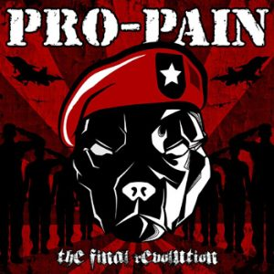 PRO-PAIN - The final revolution      CD