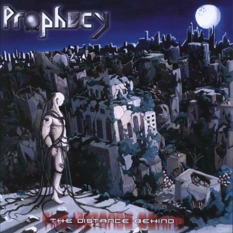 PROPHECY - The distance behind      Maxi CD