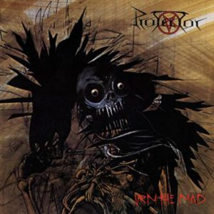 PROTECTOR - Urm the mad - rerelease      CD