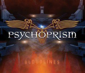 PSYCHOPRISM - Bloodlines      Maxi CD