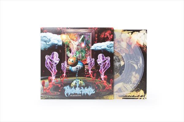 PSYCHOTIC WALTZ - Bleeding - clear vinyl      LP