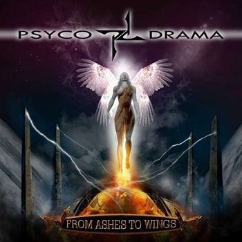 PSYCO DRAMA - From ashes to wings      CD