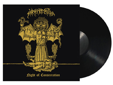 PYRIPHLEGETHON - Night of consecration      LP