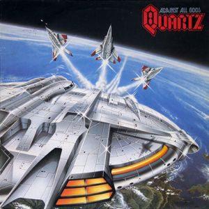 QUARTZ - Against all odds      CD