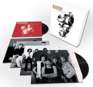 QUEEN - Forever      5-LP